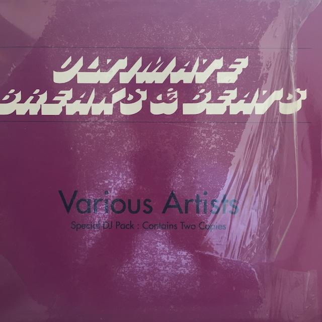 Various – Ultimate Breaks & Beats
