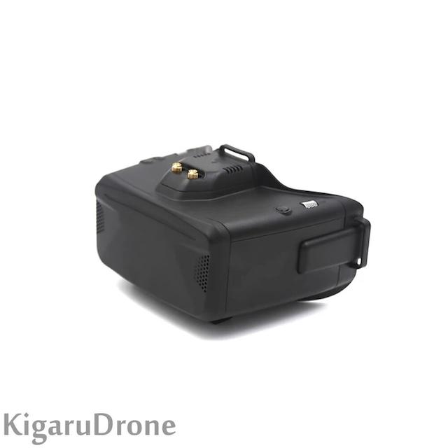 SKYZONE Cobra X 1280x720 SteadyView Receiver FPV ゴーグル(DVR付)