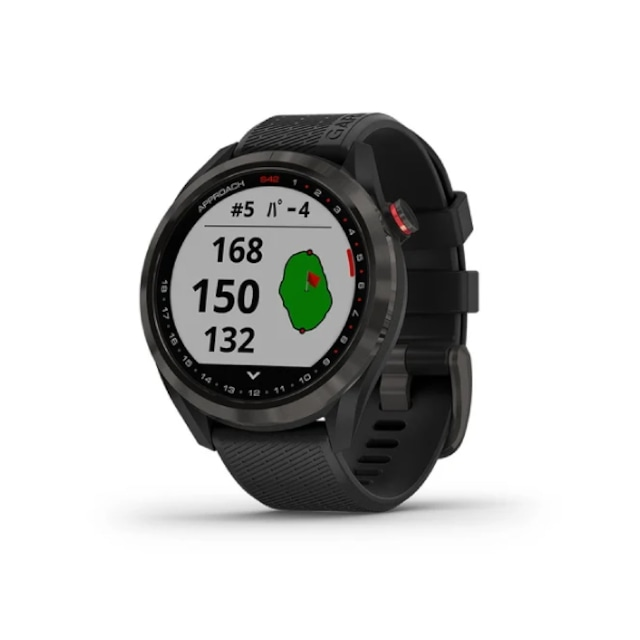 Approach S42 Black/Carbon Gray
