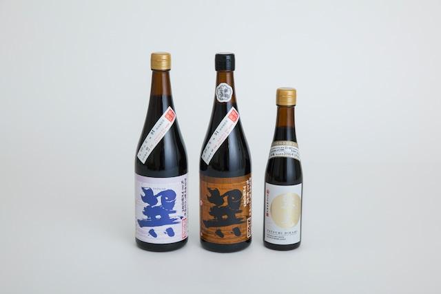 梶田商店・天然醸造丸大豆醤油 巽