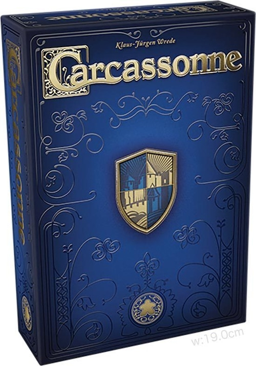 カルカソンヌ 20周年記念版