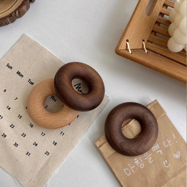 【即納】2SET donut◎ clip  / ドーナッツクリップ / BLHW167004 : A#1 / 韓国インテリア