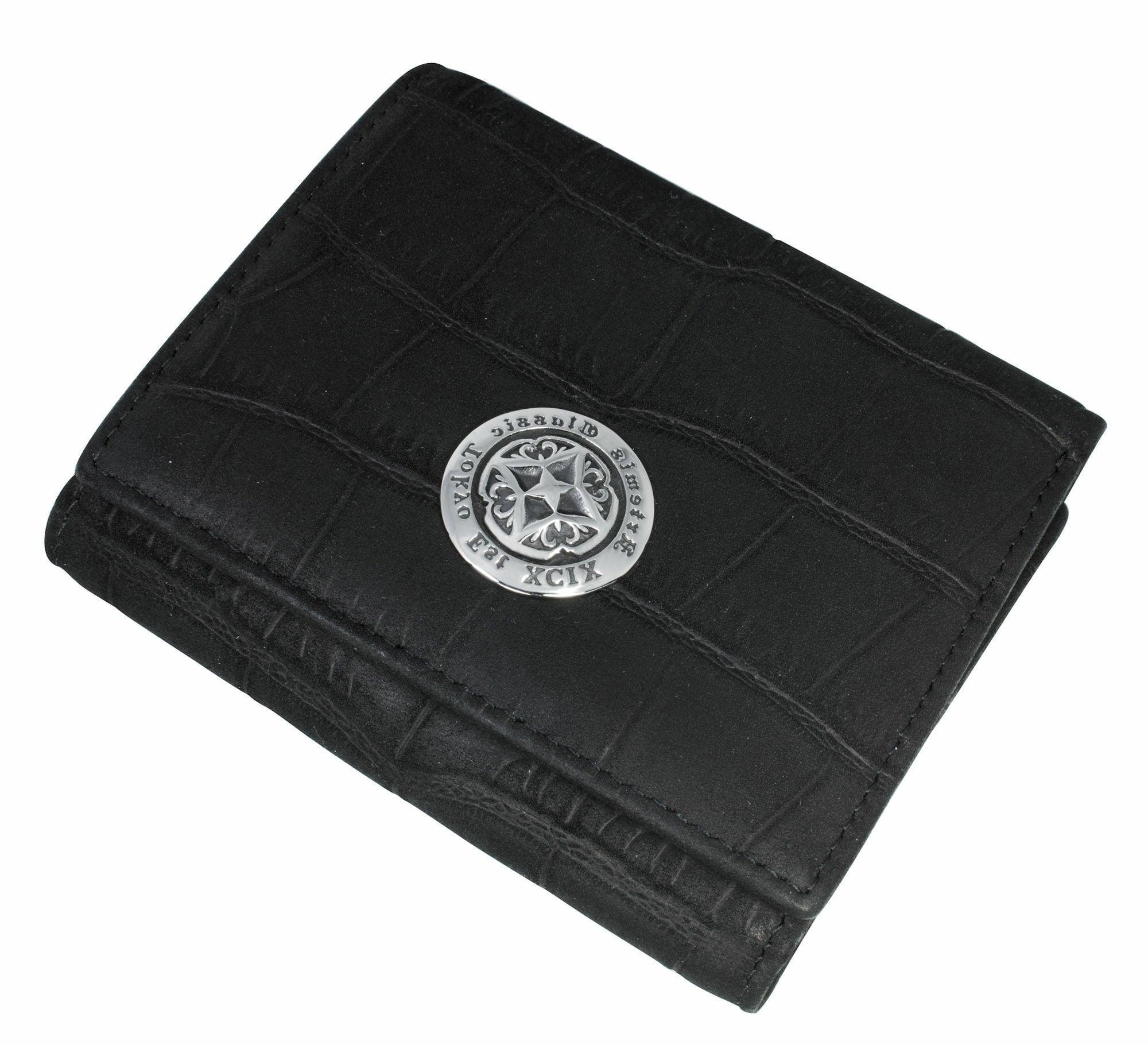 ショートウォレットヌバッククロコスタイル ACSW0001 Short wallet nubuck crocodile style