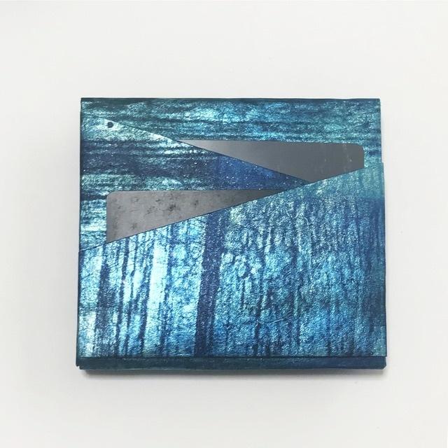黒谷和紙のカードケース財布【清流】