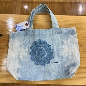 藍染こば屋 / 藍染のミニトートバッグ