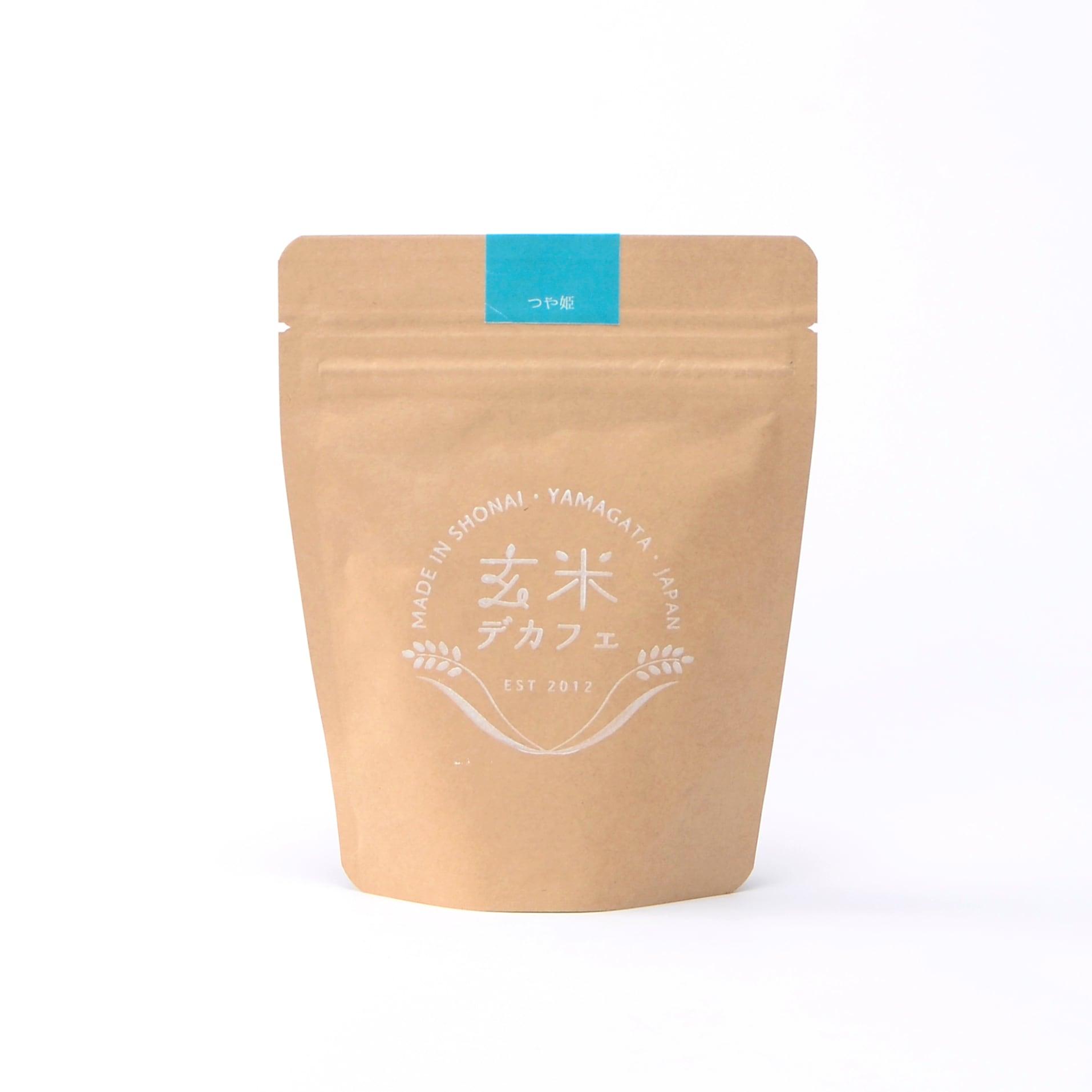 玄米デカフェ・つや姫 100g 粉タイプ