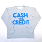 UNHALF DRAWING / LONG SLEEVE SWEAT(CASH FROM CREDIT)