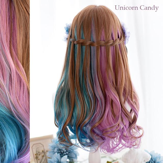 [DREAM HOLiC Wig] SAYURI Unicorn Candy