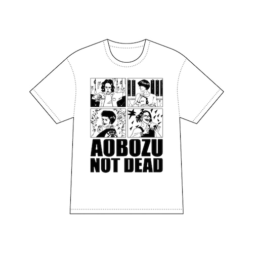 藍坊主 NOT DEAD Tシャツ