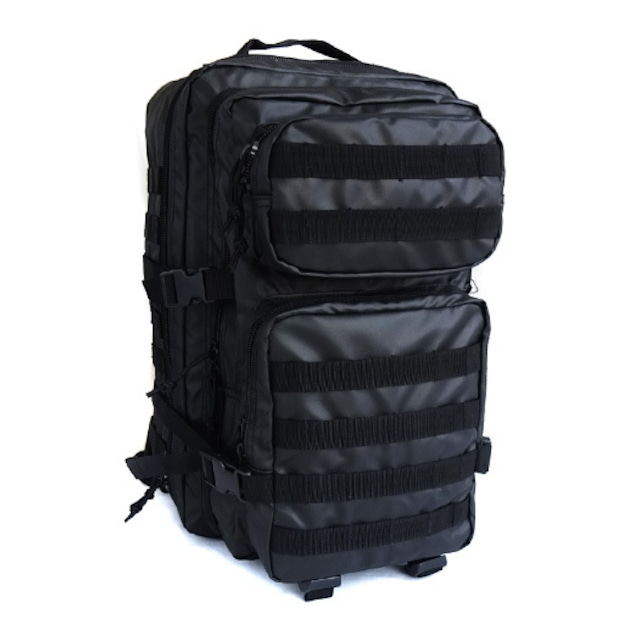 assault bag pack  PU coating  medium