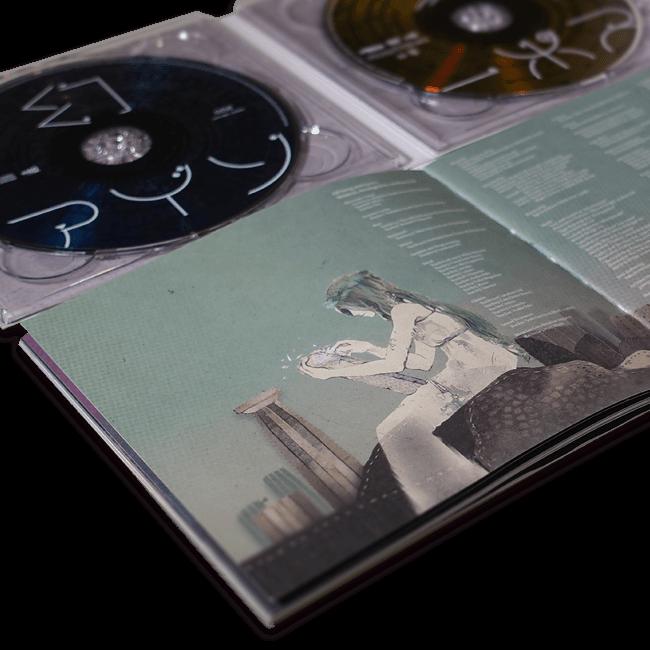sasakure.UK『幻実アイソーポス』【初回生産限定盤】 - 画像3