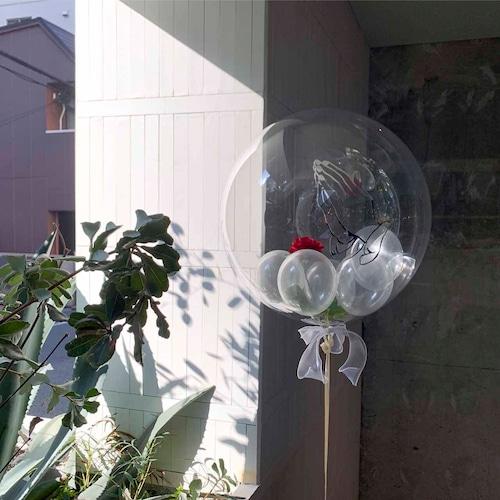 BALLOON FLOWER FLOAT TYPE - chicano -