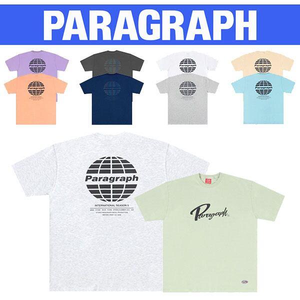 PARAGRAPH REFRECTOR CURSIVE LOGO TEE NO.29 パラグラフ 半袖 リフレクター ロゴ Tシャツ