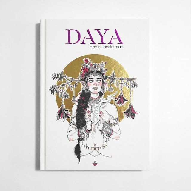 イラスト集「Daya(ダヤ)」イラストレーター Daniel Landerman