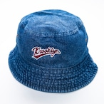 Basket Hat -  Dark Denim