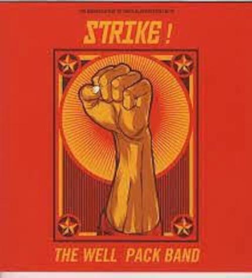 【ラスト1/LP】WELL PACK BAND - HARD STEEL DUB -LP-