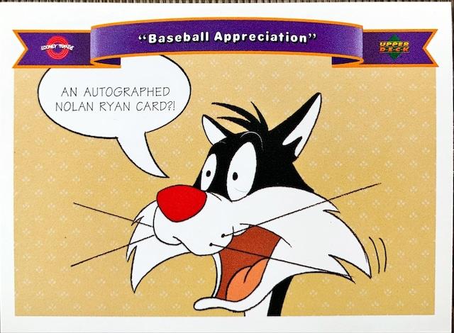 MLBカード 92UPPERDECK Looney Tunes #163