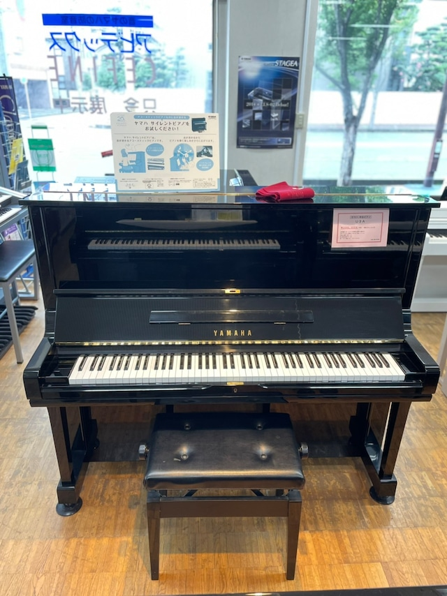 中古ピアノ ヤマハU3A(1985年製造)