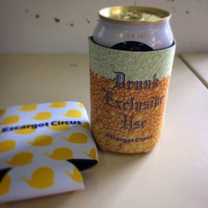 Escargot Circus エスカルゴサーカス  CAN COOZIE カンクージー