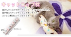 ふーじこちゃんママ手作り キャットニップ枕(No.1~No.17)【CCR-0152】
