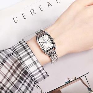 気質満点 シンプル 合わせやすい レディース 腕時計<insB-2125>