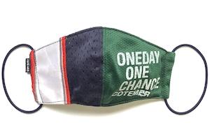 【デザイナーズマスク 吸水速乾COOLMAX使用 日本製】ONE DAY SPORTS MIX MASK CTMR 0924071