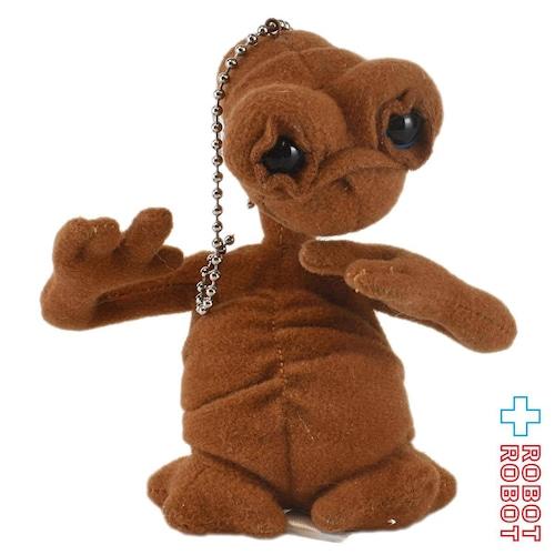 E.T. ボールチェーン付マスコットぬいぐるみ (サンアロー社)