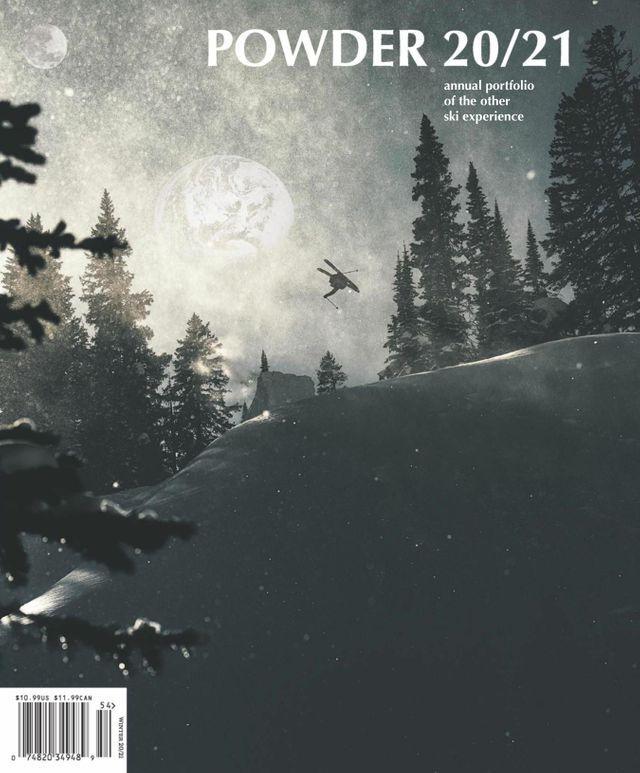 POWDER WINTER 20/21(スキー雑誌)