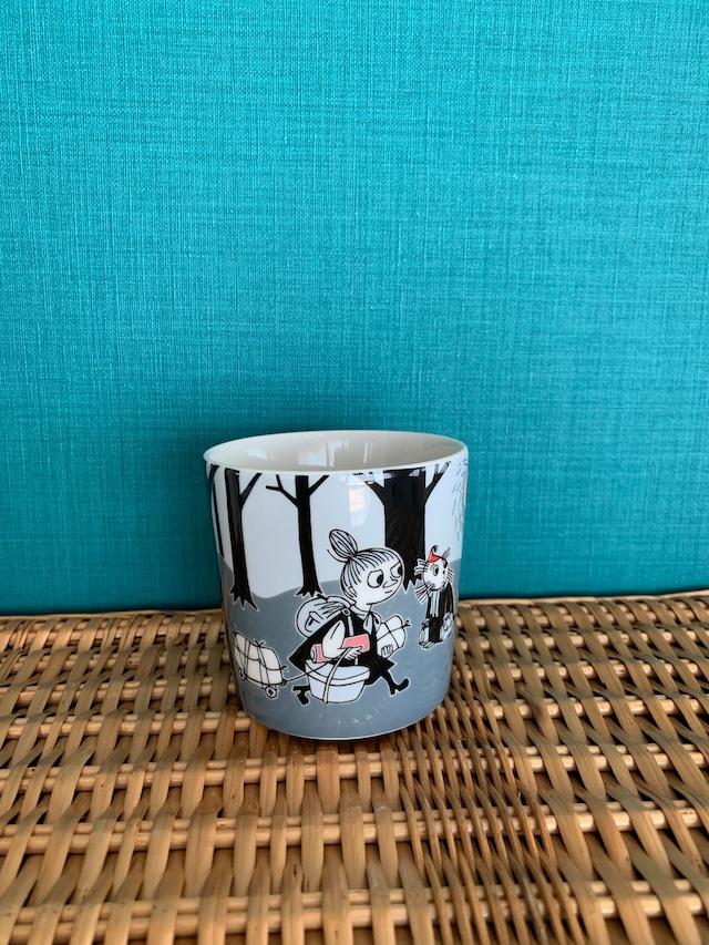 アラビア(ARABIA)ムーミン マグカップ 300ml アドベンチャームーブ.