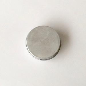 アルミの小物入れ Aluminum Accessory Case