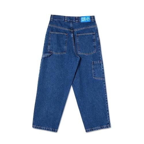 POLAR SKATE CO. BIG BOY WORK PANTS DARK BLUE M