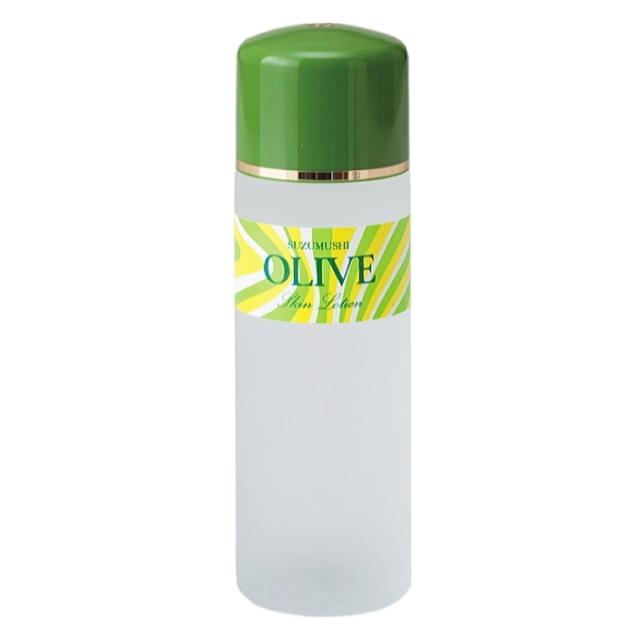 鈴虫オリーブ化粧品 オリーブスキンローション120ml