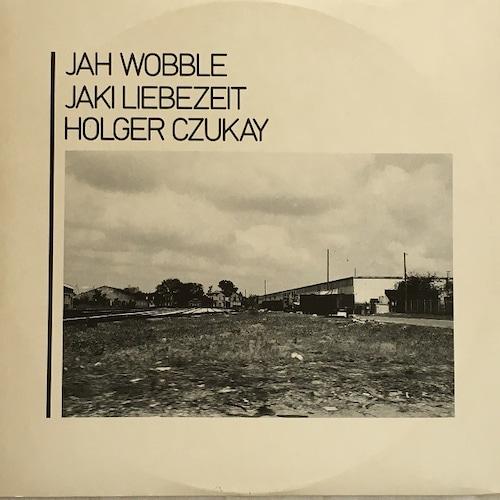 【12inch・英盤】Jah Wobble, Jaki Liebezeit, Holger Czukay / How Much Are They?