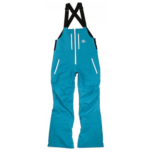 2019/2020 unfudge snow wear / SMOKE BIB PANTS / BLUE