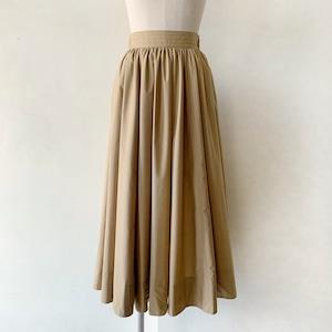SYSORUS × akko3839 ロングフレアスカート 28-P20089-01