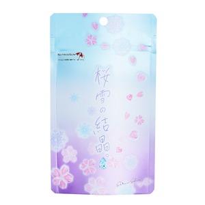【太陽対策サプリ】桜雪の結晶。