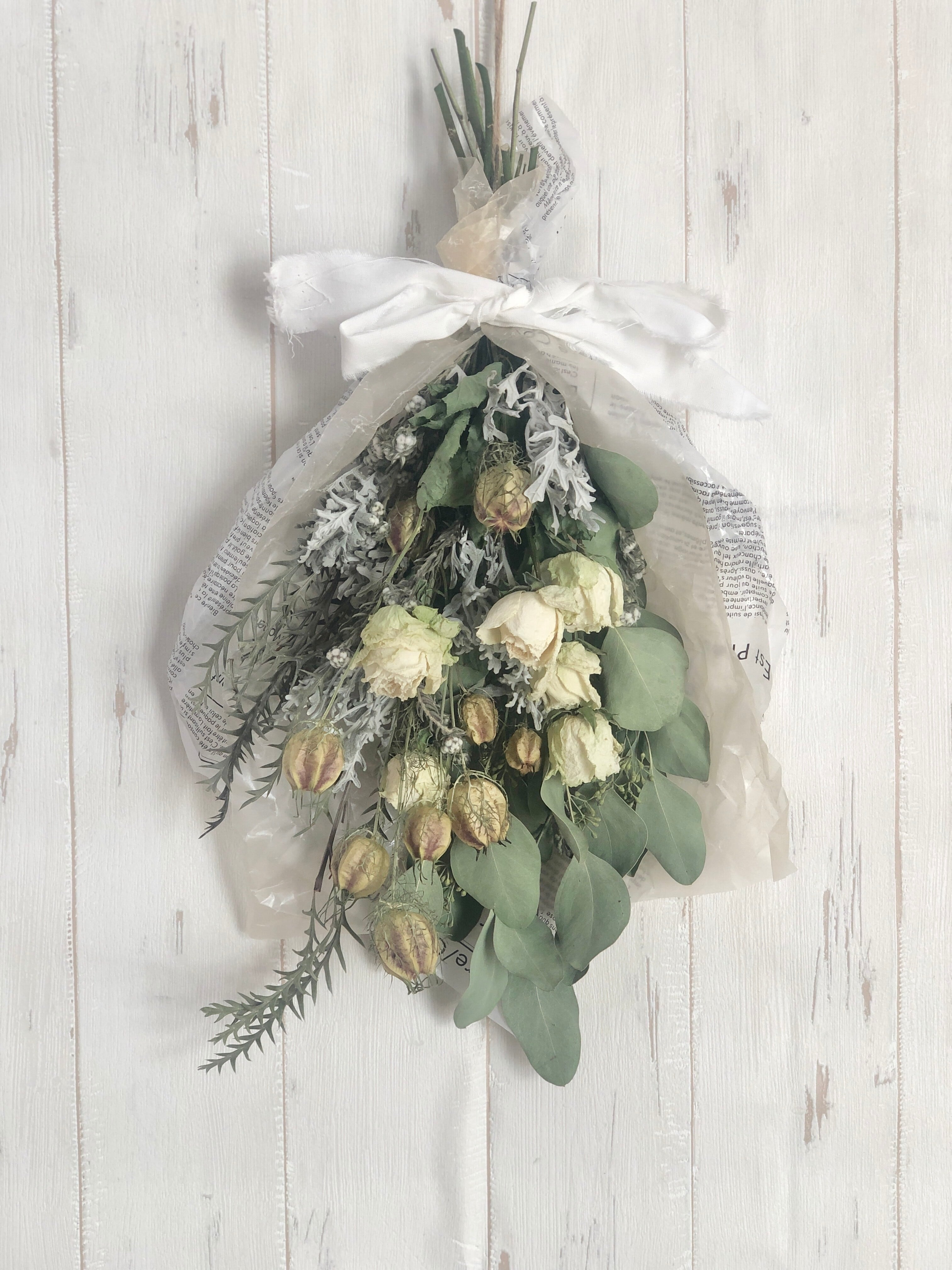 (Re:II) 限定商品 / Dried Flower スワッグType:B