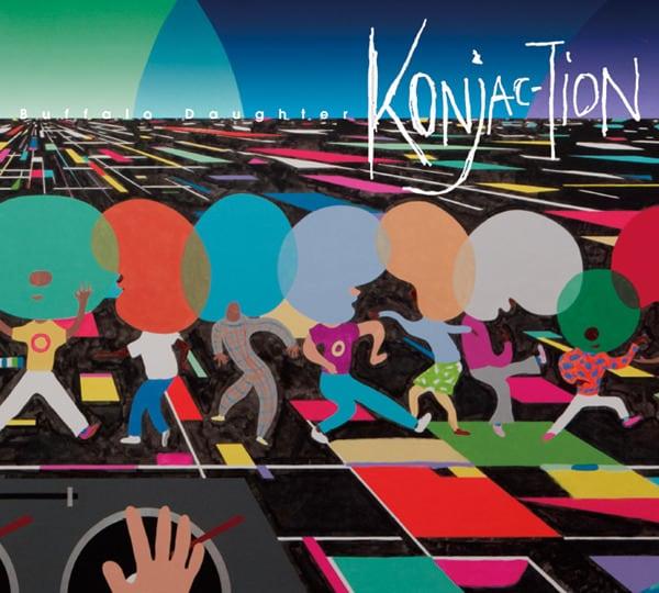 Buffalo Daughter『Konjac-tion』アナログ盤LP - 画像1