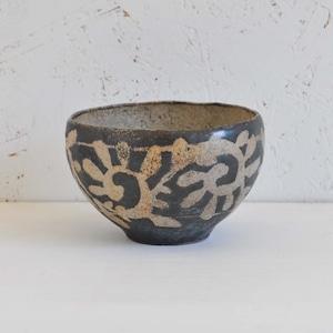 渡辺信史 黒釉チャイカップ(008-3)