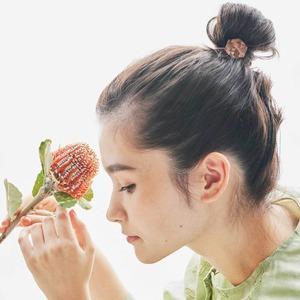 honeycomb / ハニカム(Hair Elastic)/ 茶