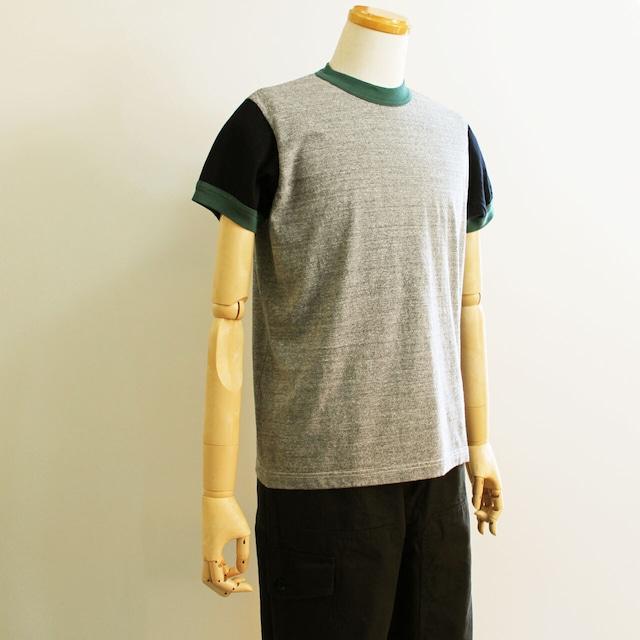 FilMelange (フィルメランジェ)VOLKER ヴォルカー  ビンテージ天竺 配色Tシャツ