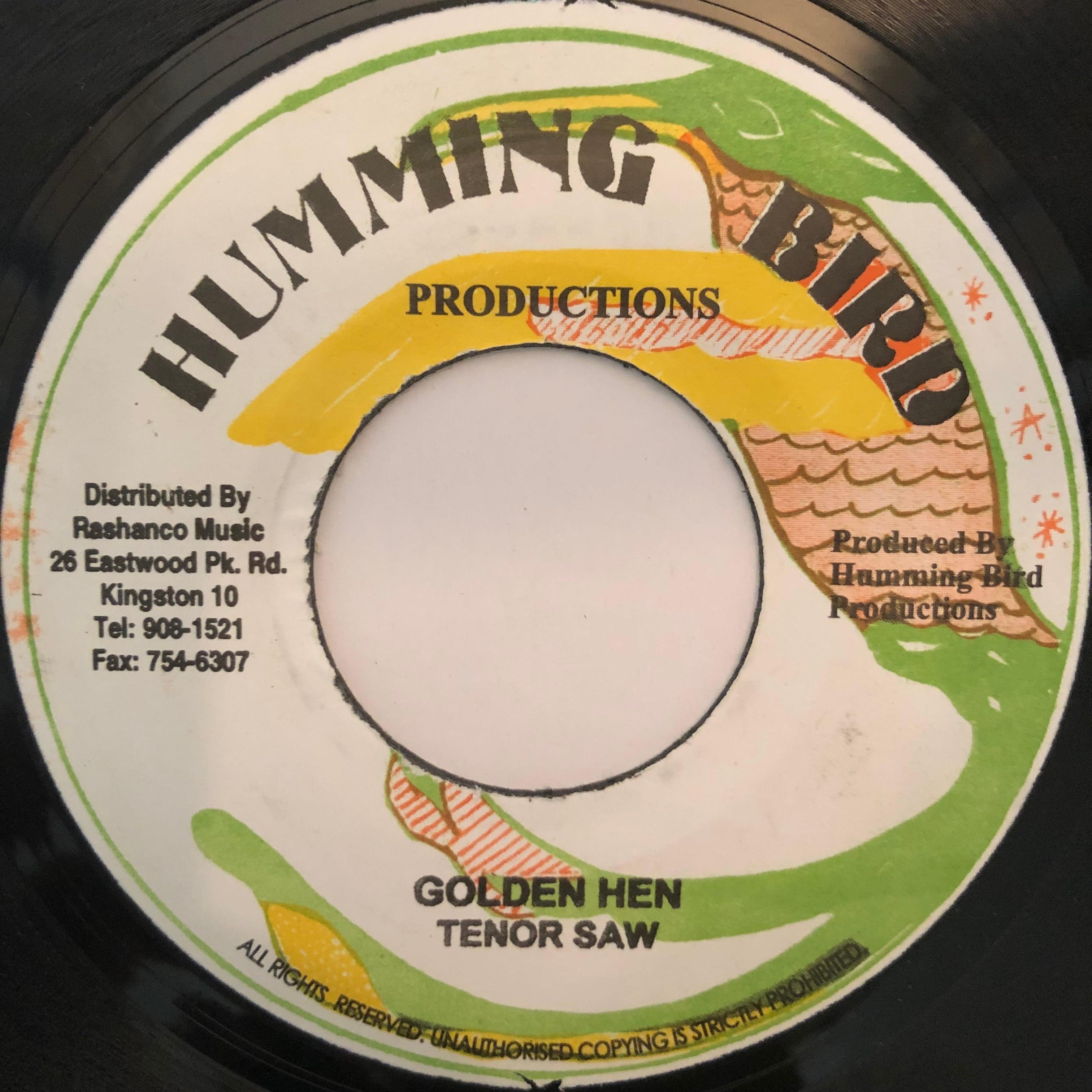 Tenor Saw(テナーソー) - Golden Hen【7-20250】