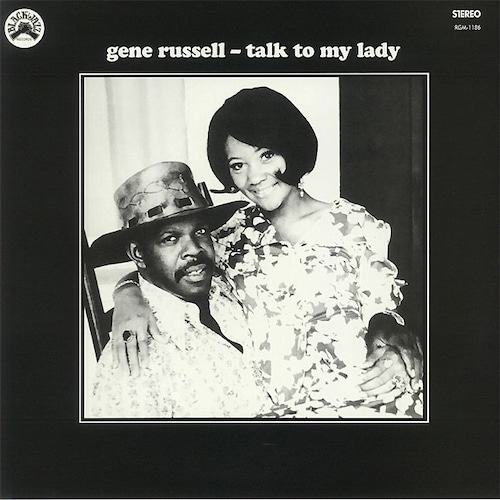 【LP】Gene Russell - Talk To My Lady