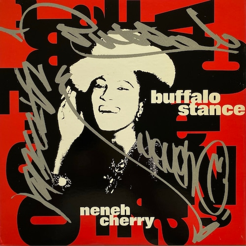 【12inch・米盤】Neneh Cherry / Buffalo Stance