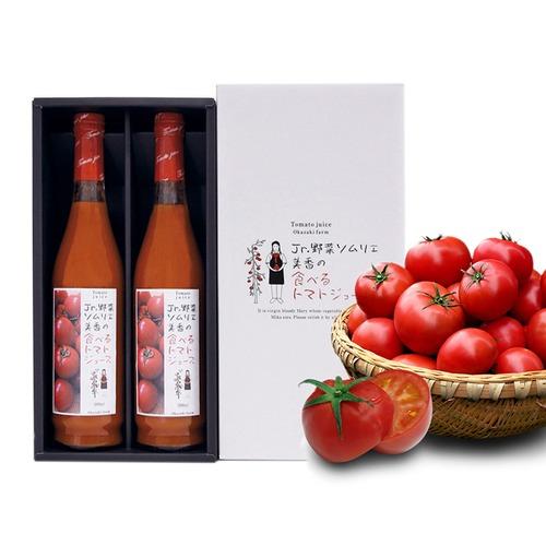 おかざき農園 フルーツトマトジュース 高知県産