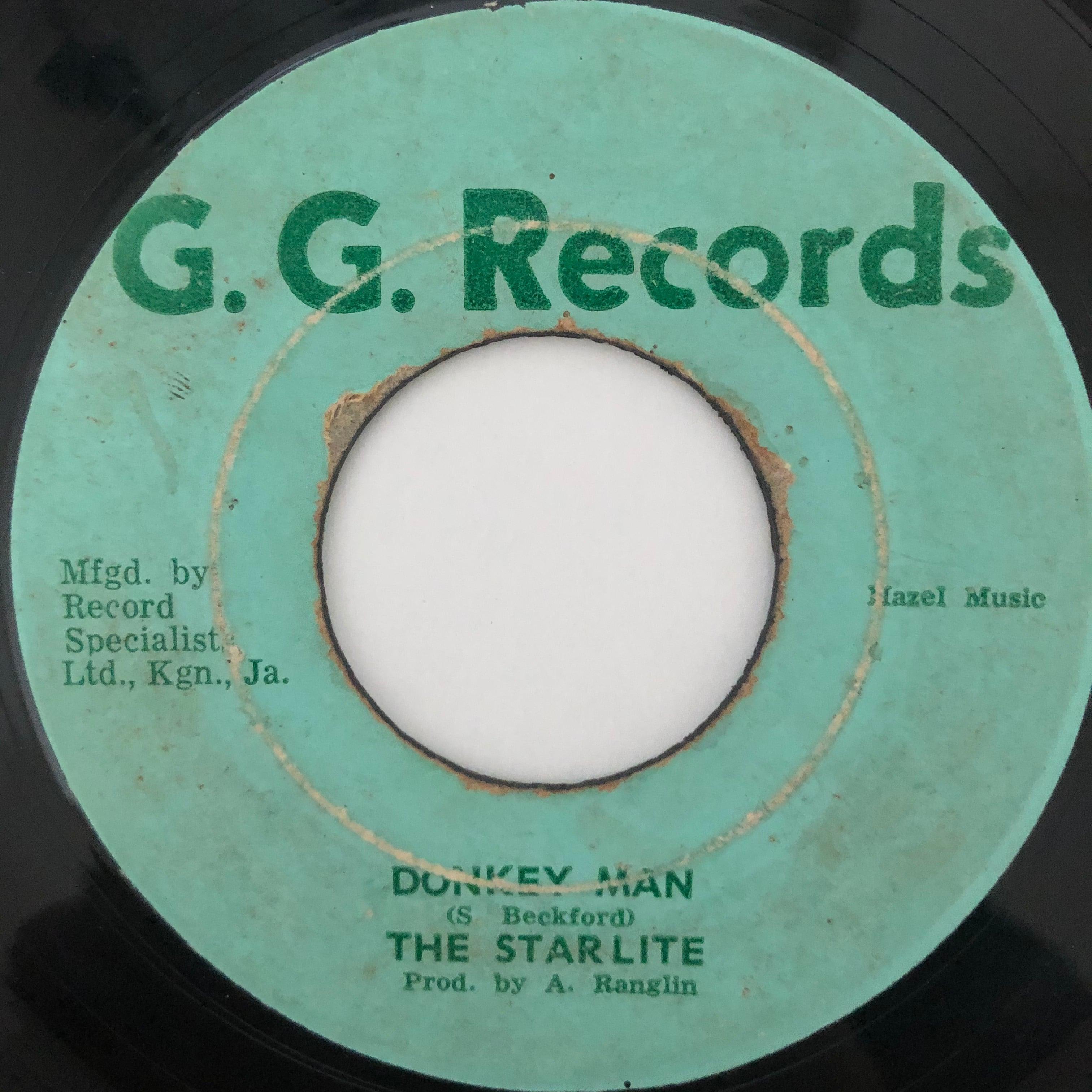 The Starlite - Donkey Man【7-20515】