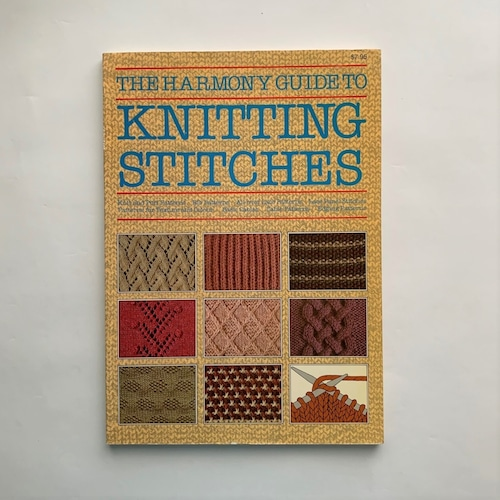 The Harmony Guide to Knitting Stitches  / Lyric Books