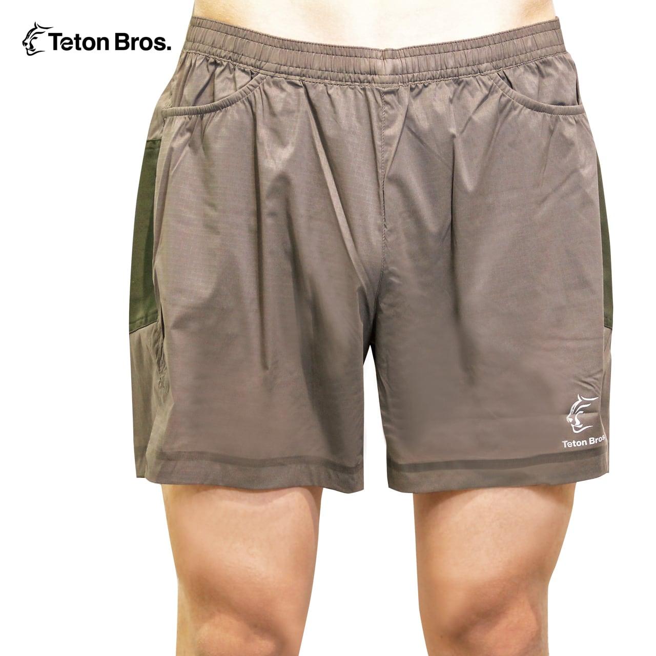 Teton Bros. ELV1000   5in  Hybrid short  Brown
