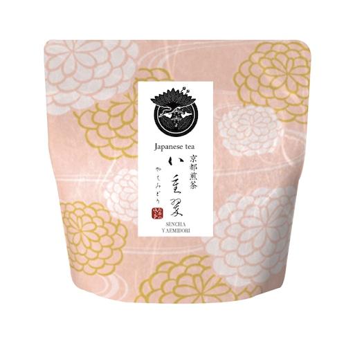 【いろどり】特選煎茶 八重翠(やえみどり)リーフ(茶葉)50g