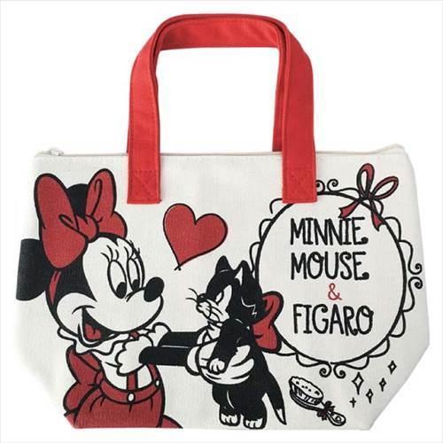 これからの季節の必需品!ミニーマウスのかわいい保温・保冷バッグ!